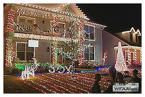 Animated Christmas Light Shows